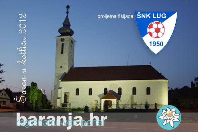 Šaran u kotliću 2012